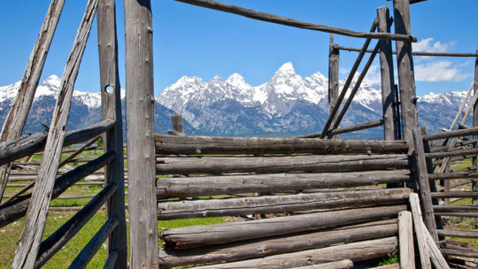 Lodging in Jackson Hole from Rustic to Luxurious
