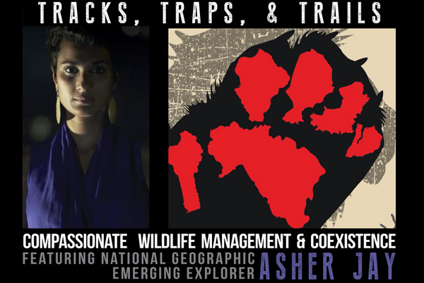 Asher Jay In Tracks Traps And Trails A Wyoming Untrapped Event