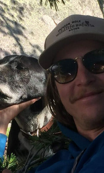 Jackson Hole Wildlife Safaris Guide Brett Hellstrom